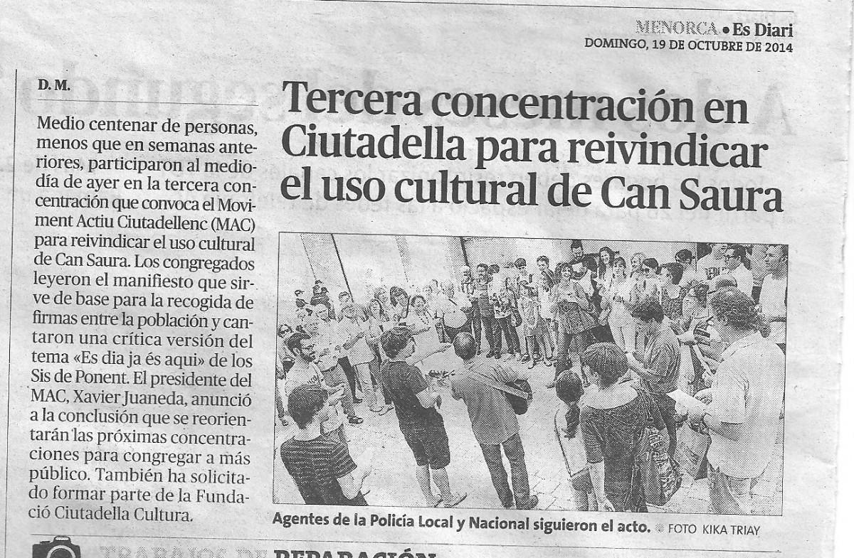 tercera concentracion can saura 19_10_2014